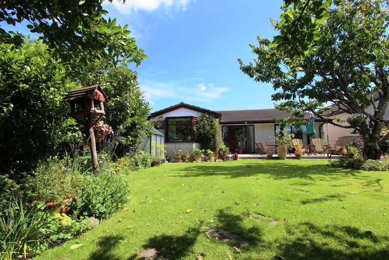 3 Bedrooms Detached Bungalow for sale in Millhouse Park, Torpoint