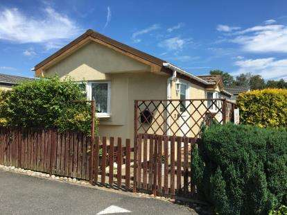 1 Bedroom Mobile Home for sale in Moorgreen Road, West End, Southampton