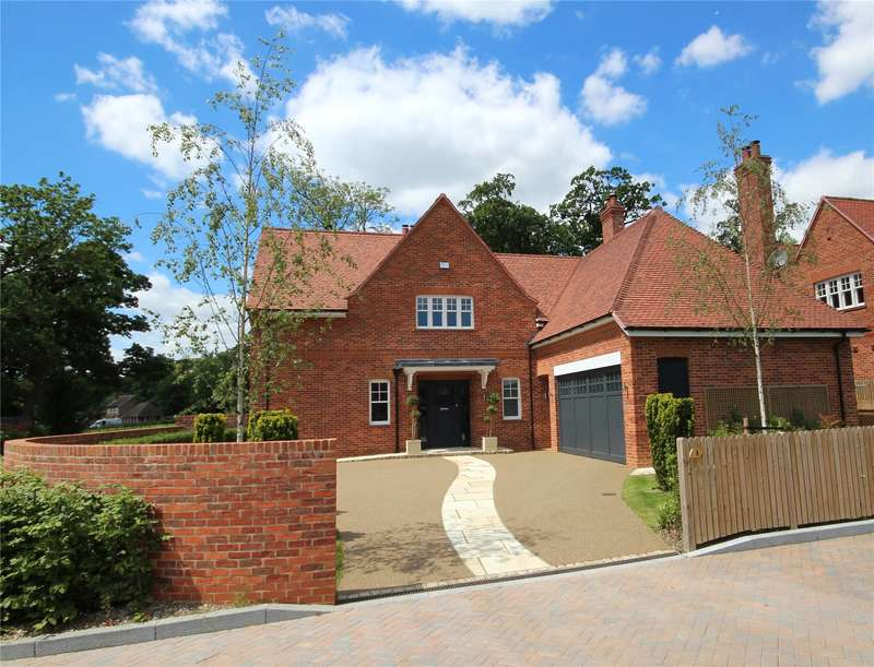 5 Bedrooms Detached House for sale in The Elm, The Cloisters, Wood Lane, Stanmore, HA7