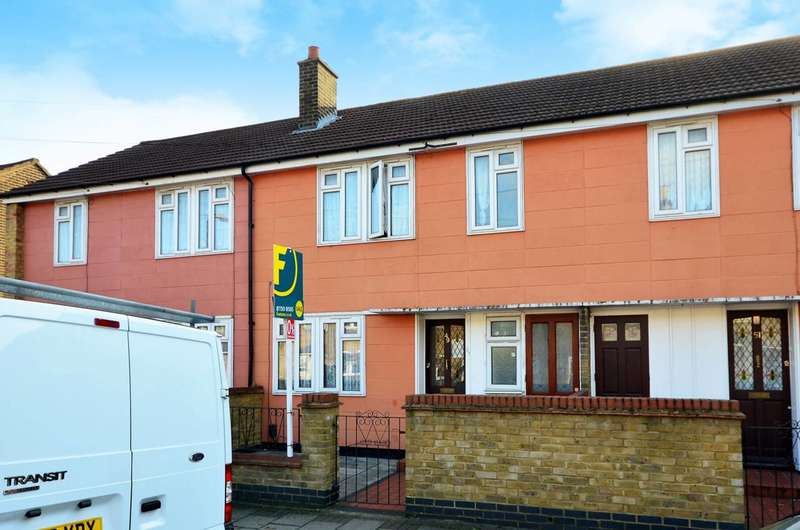 3 Bedrooms House for sale in Salmen Road, Plaistow, E13