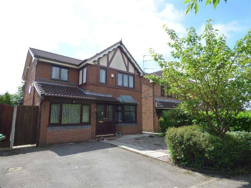 4 Bedrooms Property for sale in Fox Park Road, Hollinwood, OLDHAM, OL8