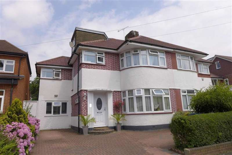 5 Bedrooms Property for sale in St Edmunds Drive, Stanmore, Middlesex