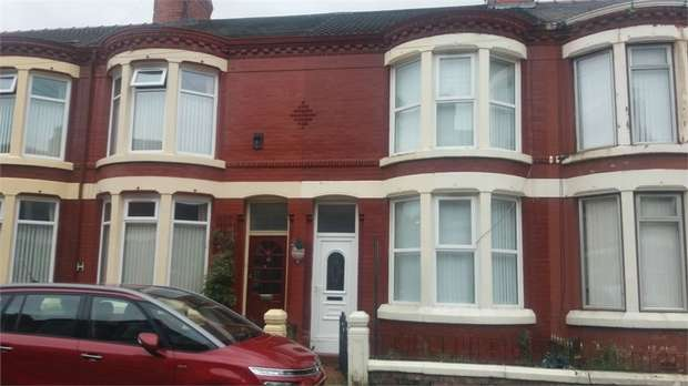 3 Bedrooms Terraced House for sale in Bankburn Road, Liverpool, Merseyside