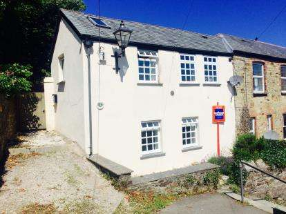 2 Bedrooms End Of Terrace House for sale in Bodmin, Cornwall