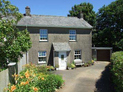 2 Bedrooms Semi Detached House for sale in Michaelstow, St. Tudy, Bodmin