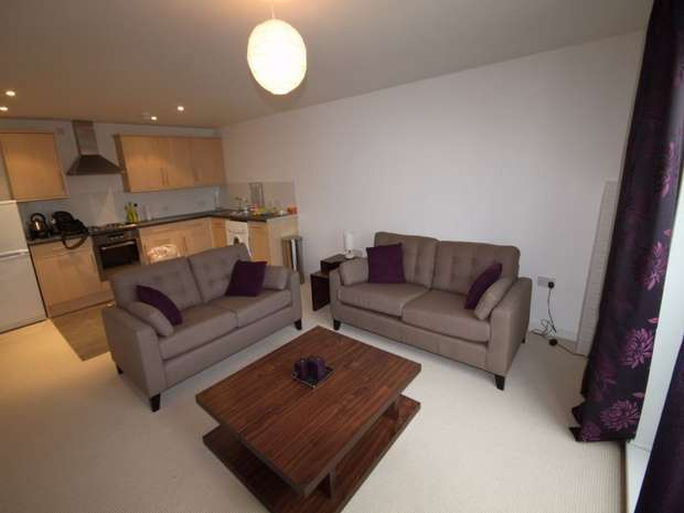 2 Bedrooms Flat for sale in Ouseburn Wharf, City Road, Newcastle Upon Tyne
