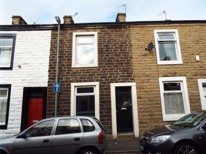 2 Bedrooms Terraced House for sale in Glebe Street, Great Harwood, Blackburn, Lancashire