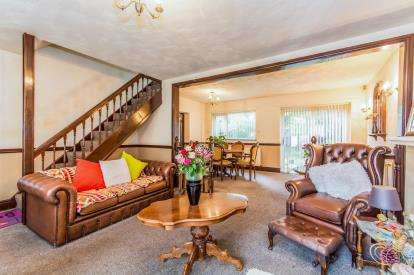 3 Bedrooms Link Detached House for sale in St. Pauls Hill Road, Hyde, Greater Manchester