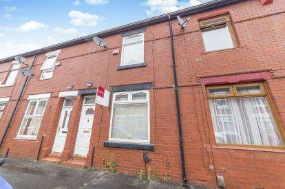 2 Bedrooms Terraced House for sale in Deyne Street, Salford, Manchester, Greater Manchester