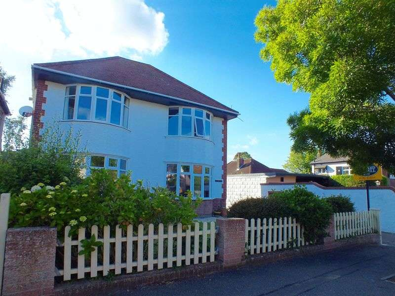 4 Bedrooms Detached House for sale in Southlands Avenue, Hengistbury Head, Bournemouth