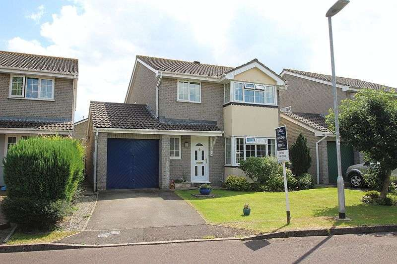 4 Bedrooms Detached House for sale in Downs Orchard, Meare