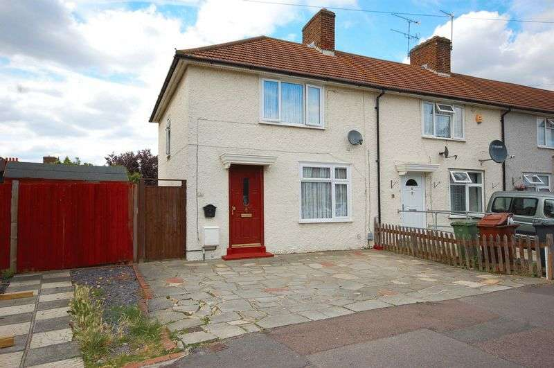 3 Bedrooms Semi Detached House for sale in Rockwell Road, Dagenham