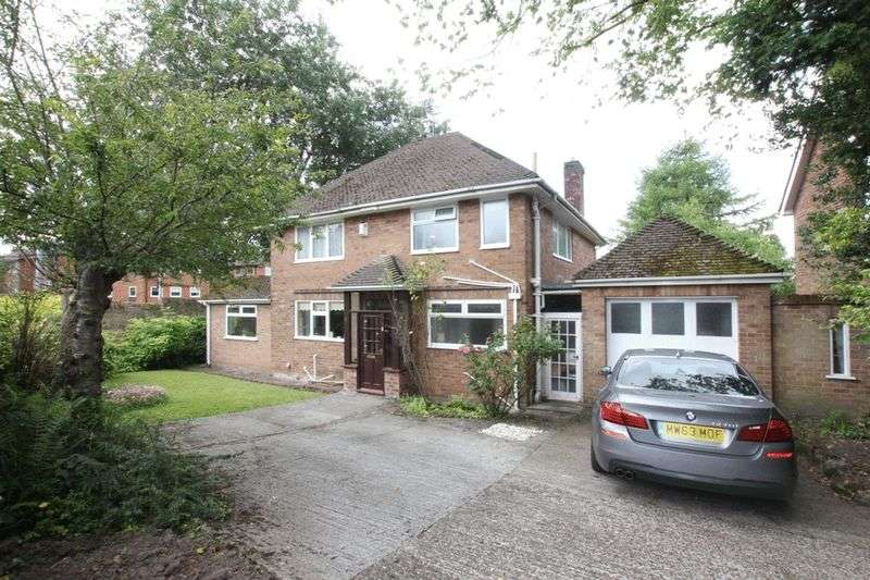 4 Bedrooms Detached House for sale in Bidston Road, Oxton, Wirral