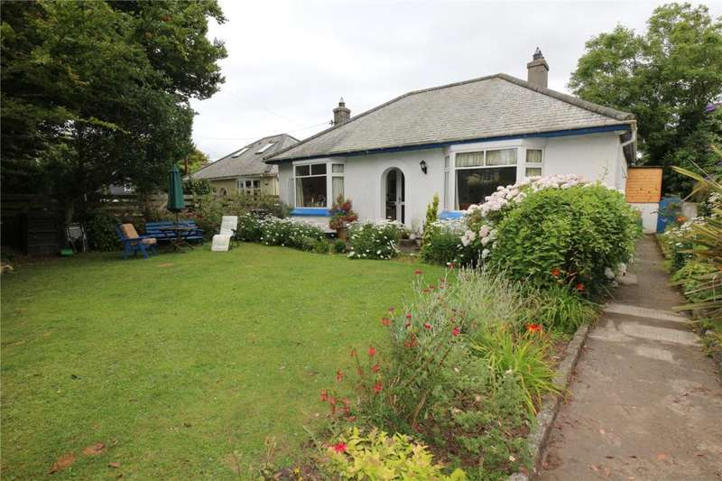 2 Bedrooms Detached Bungalow for sale in Alexandra Road, Illogan, Redruth