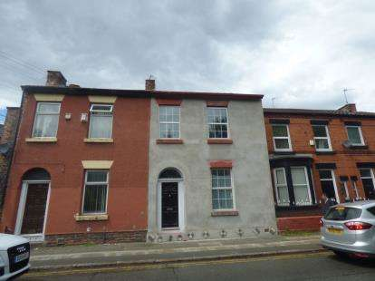 3 Bedrooms Semi Detached House for sale in Wellington Road, Wavertree, Liverpool, Merseyside, L15
