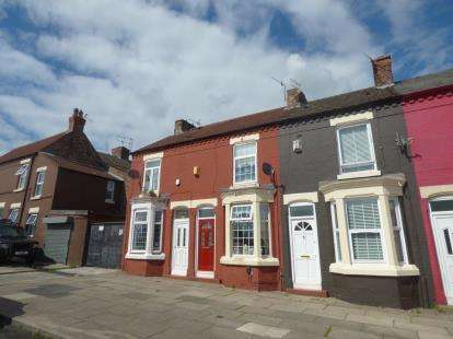 2 Bedrooms House for sale in Dingle Vale, Liverpool, Merseyside, L8