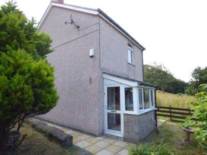 2 Bedrooms Detached House for sale in Chapel Street, Penmaenmawr, Conwy, LL34