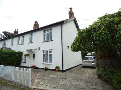 3 Bedrooms Semi Detached House for sale in Lord Sefton Way, Formby, Liverpool, Merseyside, L37