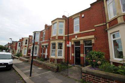 3 Bedrooms Flat for sale in Shortridge Terrace, Newcastle upon Tyne, Tyne and Wear, NE2
