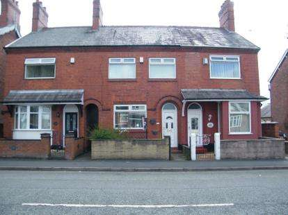 3 Bedrooms Terraced House for sale in Wharton Road, Winsford, Cheshire, CW7