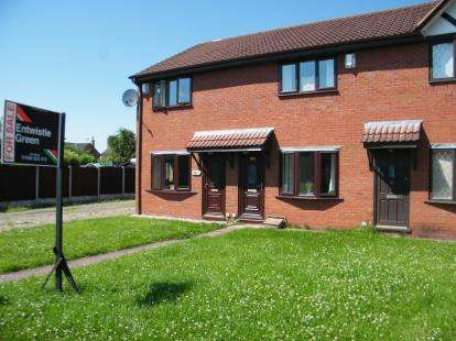 2 Bedrooms Terraced House for sale in Greenfields, Winsford, Cheshire, CW7
