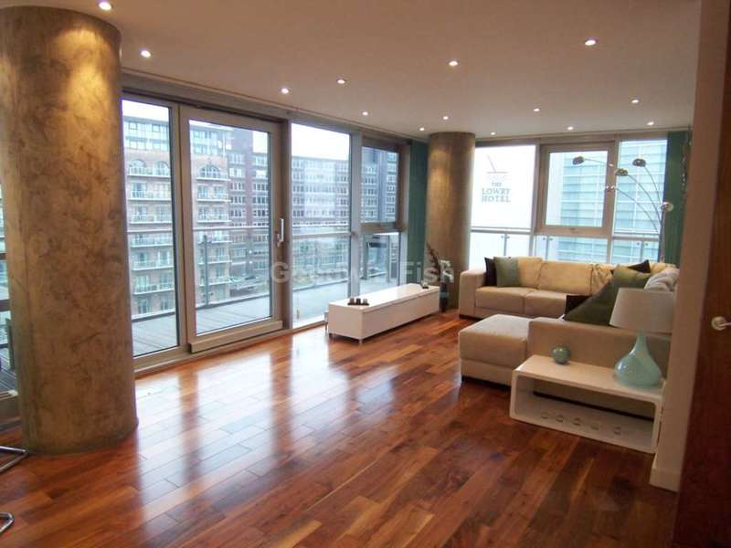 2 Bedrooms Apartment Flat for rent in The Edge, Clowes Street, City Centre
