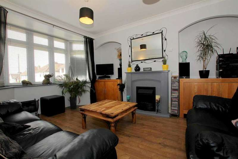 5 Bedrooms Semi Detached House for sale in 5 BED IN BARGROVE AVENUE, Boxmoor