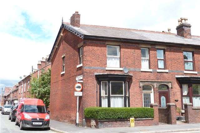 2 Bedrooms End Of Terrace House for sale in Ashbourne Road, Leek, Staffordshire, ST13 5AU