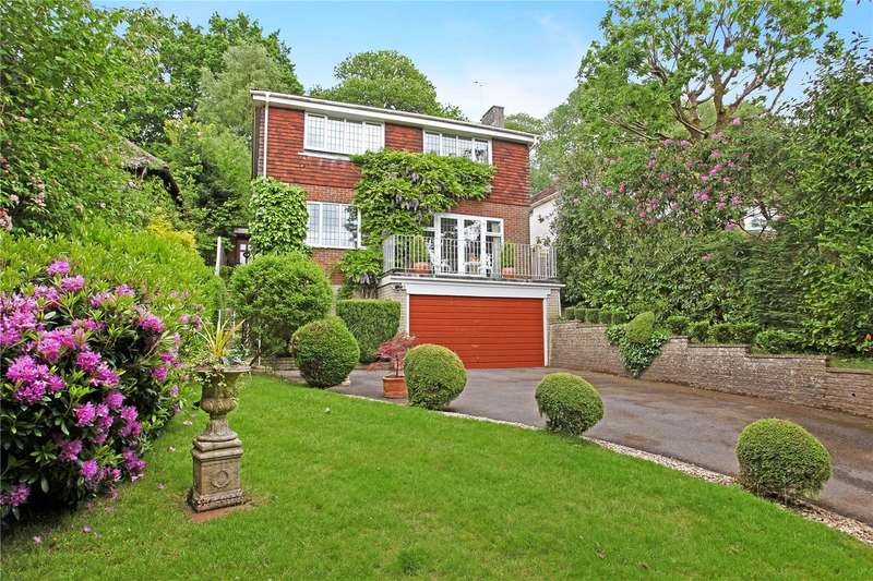4 Bedrooms Detached House for sale in The Avenue, Haslemere, Surrey, GU27