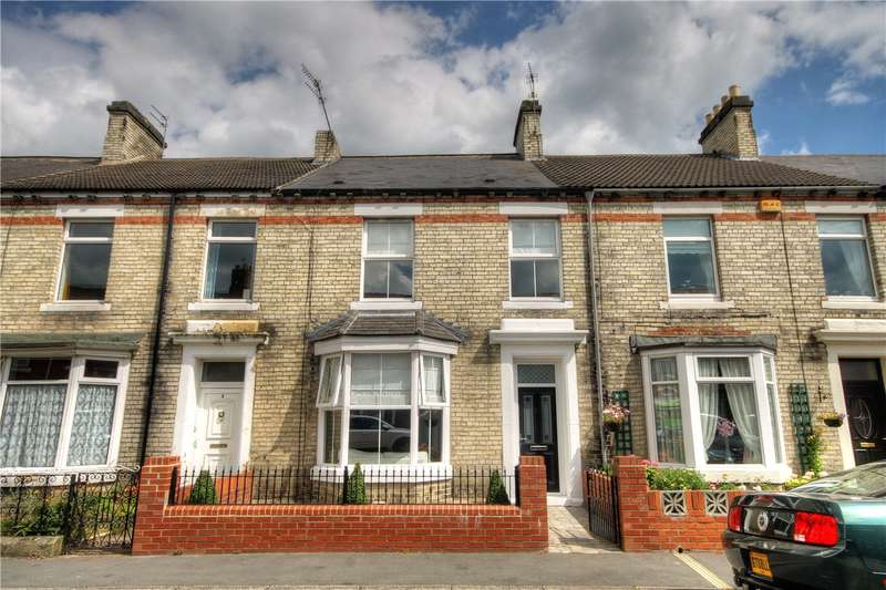 3 Bedrooms Terraced House for sale in Lumley Terrace, Chester Le Street, Co Durham, DH3