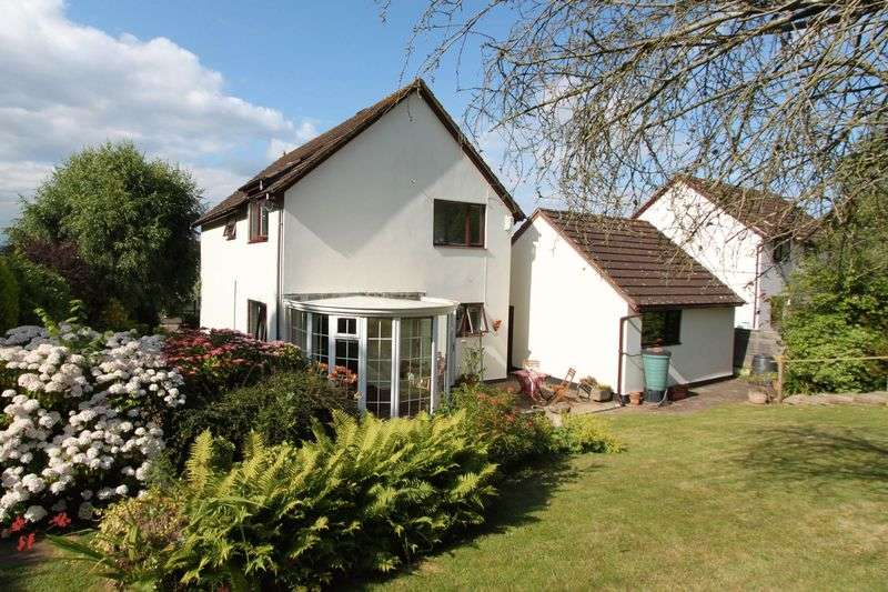 3 Bedrooms Detached House for sale in Pyne Gardens, Upton Pyne