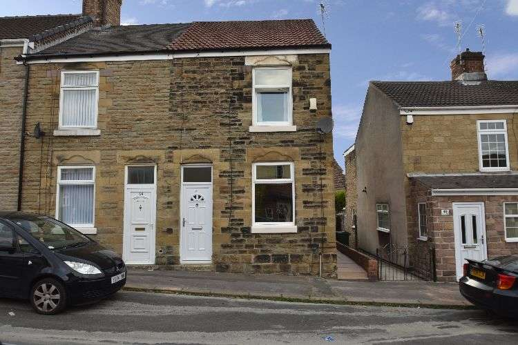 2 Bedrooms Terraced House for sale in Firth Street, South Yorkshire, S61 4PP