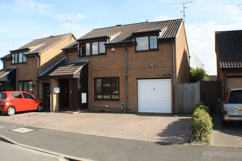 4 Bedrooms Detached House for sale in Hawkedon Way, Lower Earley