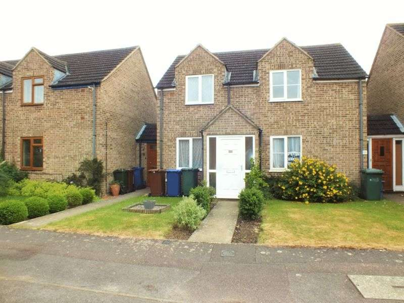1 Bedroom Semi Detached House for sale in The Phelps, Kidlington