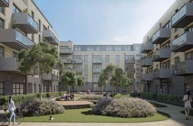 1 Bedroom Flat for sale in Arden Court, Page's Walk, Bermondsey