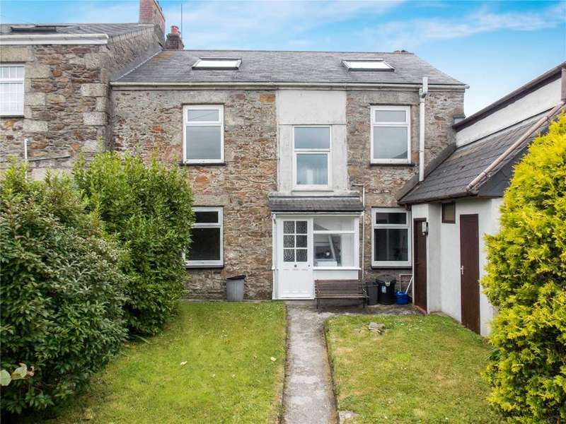 4 Bedrooms Terraced House for sale in East End, Redruth