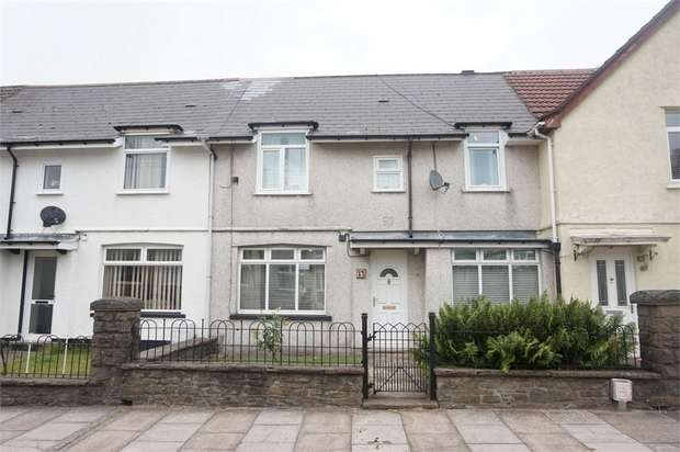 3 Bedrooms Terraced House for sale in Syr Dafydd Avenue, Oakdale, BLACKWOOD, Caerphilly