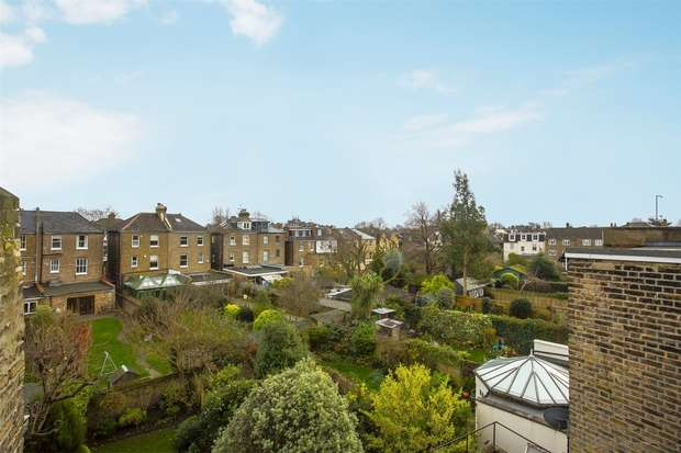 2 Bedrooms Flat for sale in Grange Road, Chiswick