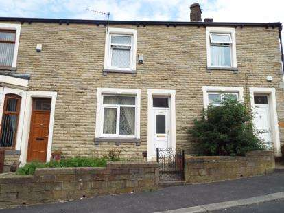 2 Bedrooms Terraced House for sale in Coal Clough Lane, Burnley, Lancashire, BB11