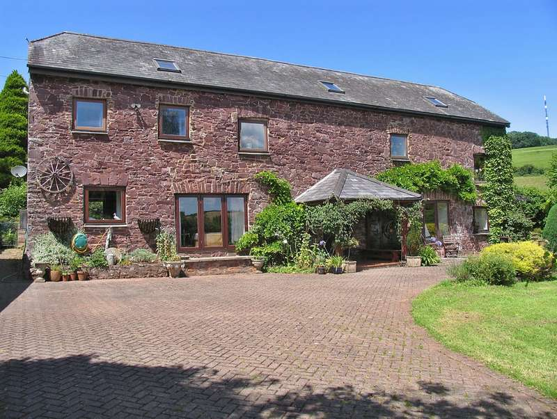 3 Bedrooms Unique Property for sale in Blagdon, South Devon