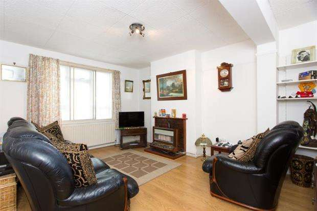 3 Bedrooms Flat for sale in Yeldham Road, London, W6