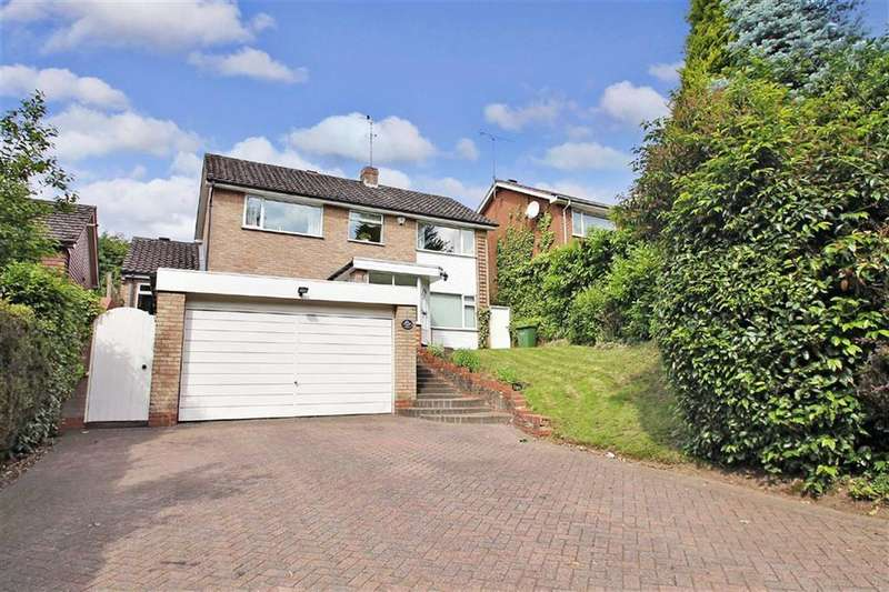 4 Bedrooms Property for sale in Widney Manor Road, Solihull