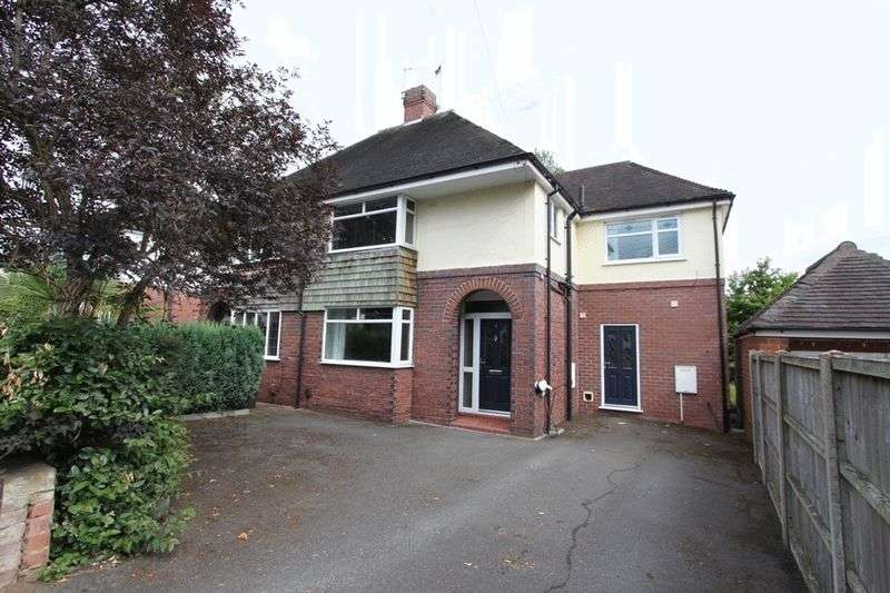 4 Bedrooms Semi Detached House for sale in Milborne Drive, Clayton