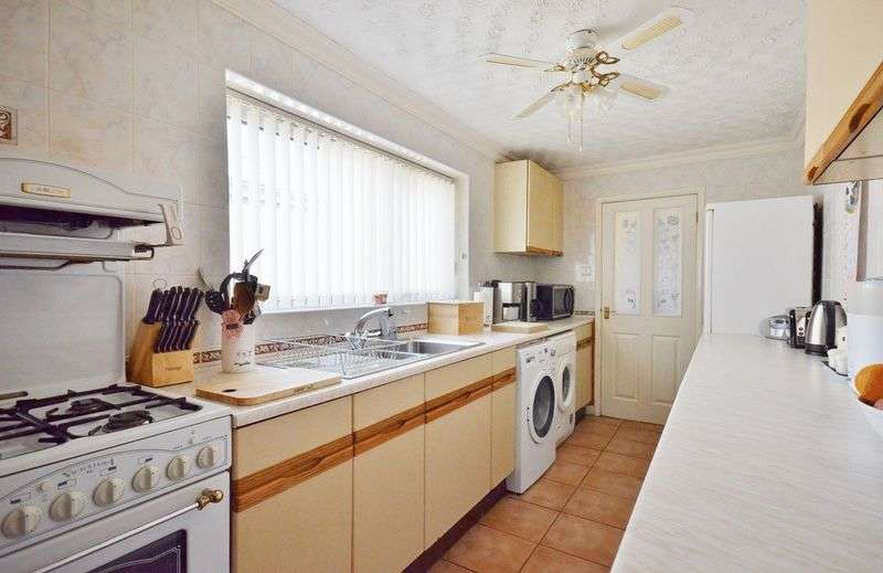 2 Bedrooms Terraced House for sale in Dalzell Street, Moor Row