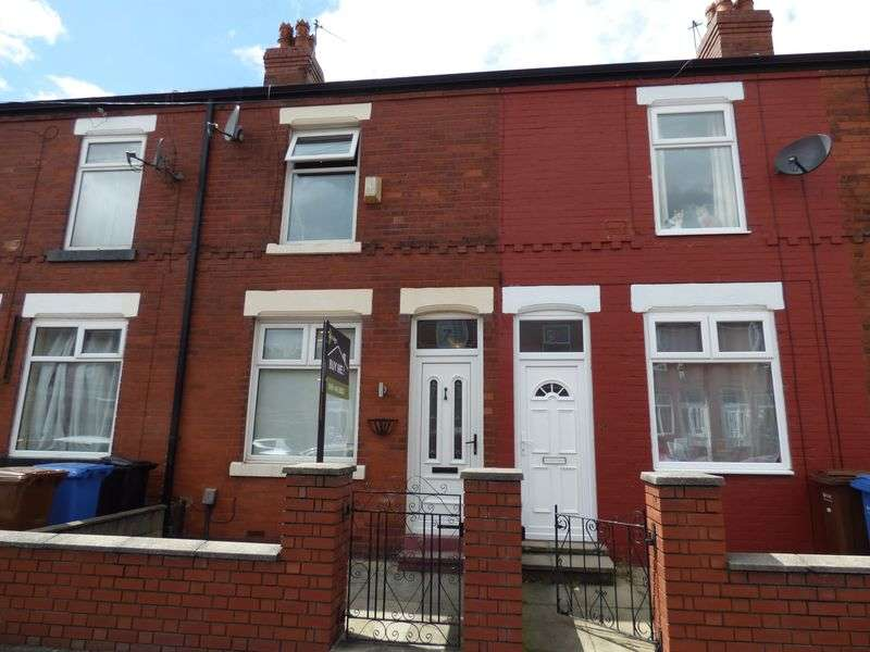 2 Bedrooms Terraced House for sale in Welland Street, Stockport