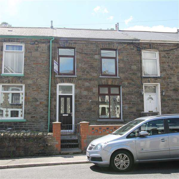 3 Bedrooms Terraced House for sale in Brynteg Terrace, Ferndale