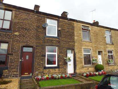2 Bedrooms Terraced House for sale in Church Street, Walshaw, Bury, Greater Manchester, BL8