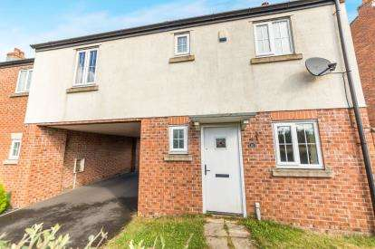 3 Bedrooms Semi Detached House for sale in Giants Seat Grove, Swinton, Manchester, Greater Manchester