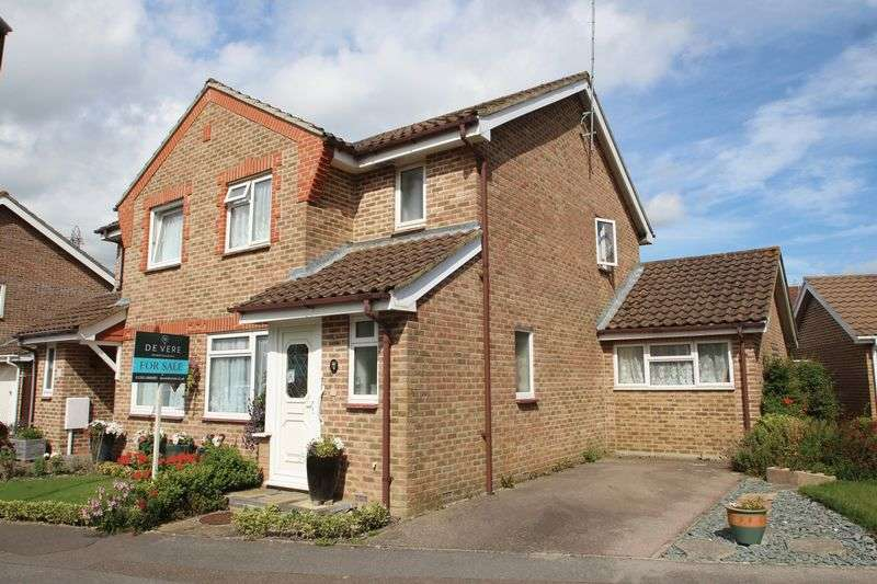 3 Bedrooms Semi Detached House for sale in Fenchurch Road, Maidenbower