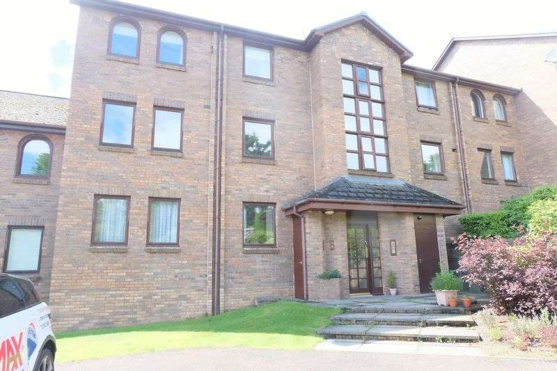 3 Bedrooms Flat for sale in 17 Drummond Court, Inverness